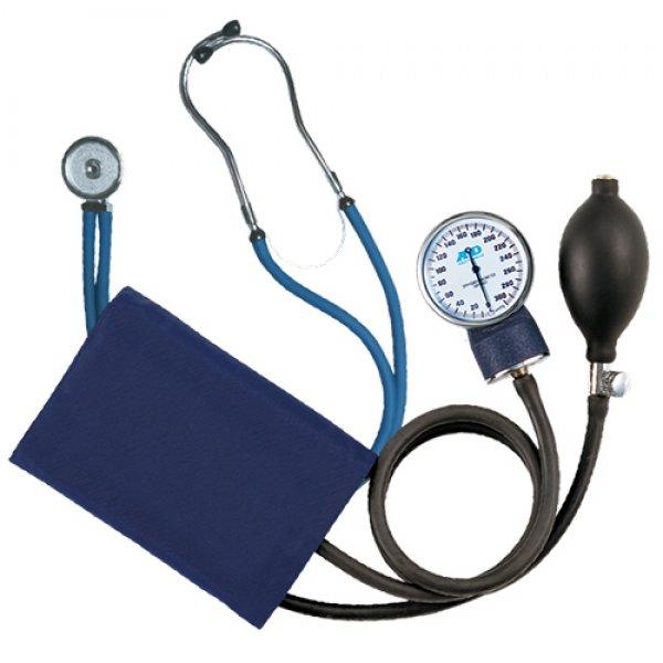 A&D Прилад для вимірювання артеріального тиску та частоти пульсу A&D UA-200