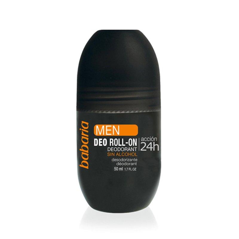Babaria роликовий дезодорант для чоловіків70 мл