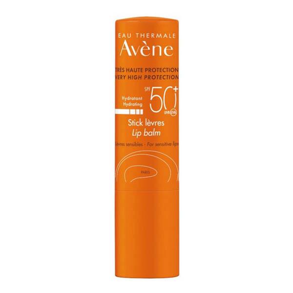 Avene  Солнцезащитный стик для губ SPF50 + 3г