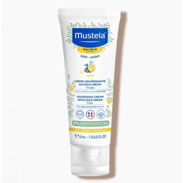 Mustela Cold Cream 40ml - кольд-крем, 40 мл