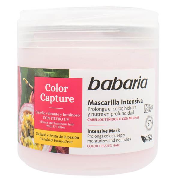 Babaria інтенсивна маска для волосся збереження кольору, 400 мл