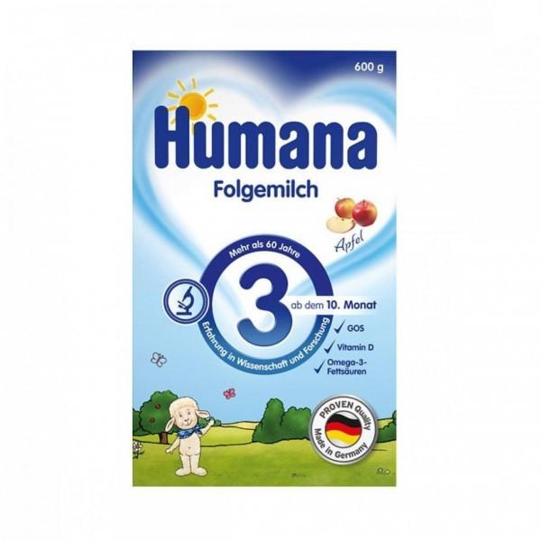 ХУМАНА 3 с пербиотиками 600 гр